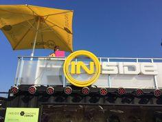 Grupo ALC acude al festival Arenal Sound con el stand para Inside