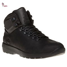 Timberland Westford Mid Homme Boots Noir - Chaussures timberland (*Partner-Link)
