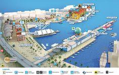 Tá indo pra onde?: Conhecendo o porto de Gênova em uma manhã