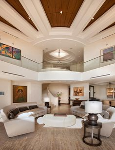 Ceiling detail! Smith Brothers - Interior design and architecture in California and Hawaii