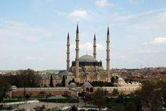 UNESCO Dünya Mirası Listesi'nde Selimiye Camii ve Külliyesi