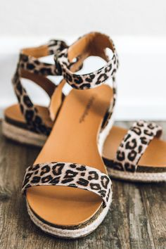 Stand By Me Sandal – For Elyse