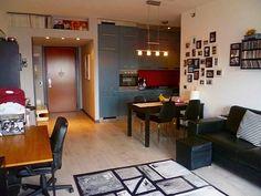 Il salotto dell'#appartamento: geometrie e #colori.