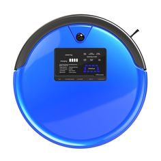 Products / bObsweep PetHair Plus Robotic Vacuum Cleaner and Mop, Cobalt