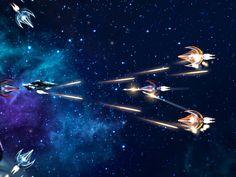 Alpha Zero shoot 'em up for iOS www.alphazerogame.com