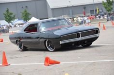 Tom Boldry's 1969 Charger R/T