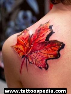 Perhaps a smaller fall leaf or  pile of leaves.  I love fall!