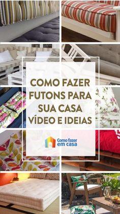 How to make futon pillow for your home Futons, Crazy Patchwork, Asian Decor, Diy Recycle, Decoration, Sofas, Diy Home Decor, Diy And Crafts, Improve Yourself