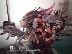 Nu Wa by pkking1288.deviantart.com on @deviantART