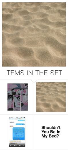 """""""Just look at the sand."""" by killjoy-717 ❤ liked on Polyvore featuring art"""