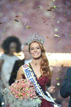 Maëva Coucke, notre nouvelle Miss France