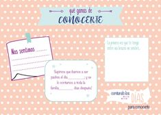 Diario de embarazada - Mamas Aquadeus Welcome Baby, Baby Scrapbook, Mini Albums, Baby Shower, About Me Blog, Books, Handmade, Ideas, Pregnancy