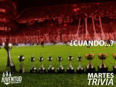 """#MartesTrivia Cuando debutó en #Independiente Ricardo """"El Gringo"""" Giusti?"""