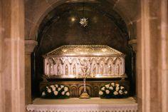 St. James´s casket.