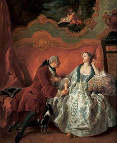 Marie Antoinette's Gossip Guide to the 18th Century: 01.11