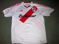 2004 2005 River Plate Adults XL Home Football Shirt Argentina River  Campeon d035f9f8a9aa3