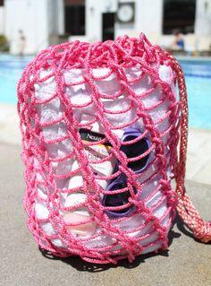 Poly Cord Drawstring Bag, Part 1 | My Material Life