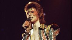 Ziggy Stardust Tour, 1972-73.