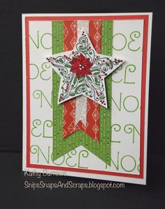 Close To My Heart   October Stamp of the Month  Blog Hop         This month we are featuring a great Christmas  themed stamp set that ...