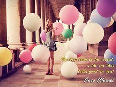 #CocoChanel #Fashion #Quote #FashionQuote #Love