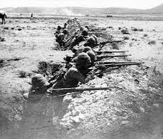 Despair- Heros dying in war for our country.