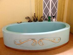 Ideal Attached to this Bathtub are its Brass Swan Head Faucet and Swivel Swan Handles along with a Brass Shell Shaped Dish with a Pink Soap Bar. Also included is an Original Green Perfume Bottle and, as a bottle was missing, I added a White Perfume Bottle from the Petite Princess Vanity. | eBay!