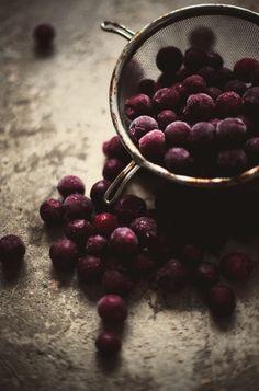 miam cerise rouge pourpre bordeaux couleur saison automne inspiration tendances blogger