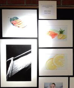 My first ever exhibition :)  Morten Krogvold Workshop Jan 2013, Vågå