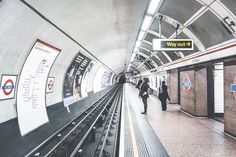 metro, londres, estacion, inglaterra, anden, esperando - Fondos de Pantalla HD - professor-falken.com