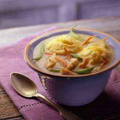Chicken & Dumpling Soup - http://shine.yahoo.com/channel/food/recipes/chicken-n-dumpling-soup-535751/