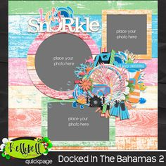 Docked In The Bahamas Quickpage 2
