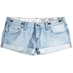 Saltwell Short Shorts ($60) ❤ liked on Polyvore featuring shorts, bottoms, pants, short, women, mini shorts, torn shorts, leather shorts, micro shorts and leather hot pants