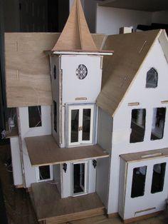 greenleaf fairfield dollhouse kit - Google Search