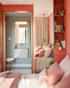 Bedroom Interior Colors for 2019 Lovely Room Decor Ideas Pantone Color 2019 Interior In 2019 Bedroom Color Schemes, Bedroom Colors, Colour Schemes, Colour Palettes, Home Bedroom, Bedroom Decor, Bedroom Ideas, Bedrooms, Home Interior