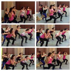 Cardio group class.  #cardio #tone #dance #getfit