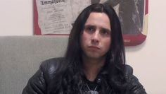 Greek guitar virtuoso Gus G., well known in rock and metal circles for his work as Ozzy Osbourne's guitarist and as leader of his own band FIREWIND,  has parted ways with ESP and signed up with Jac... Ozzy Osbourne Guitarist, Gus G, Circles, Jackson, Greek, Bands, Metal, Band, Metals