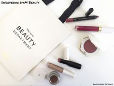 Discovering H&M Beauty | Gyudy's Notes Of Beauty