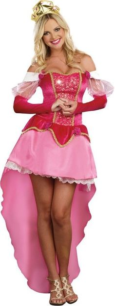 Sleeping Princess Costume (more details at Adults-Halloween ...