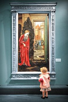 Edward Burne-Jones / Danae and the Brazen Tower
