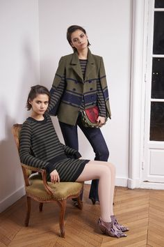 Sonia by Sonia Rykiel [by Julie de Libran] | Pre-Fall 2016, New York