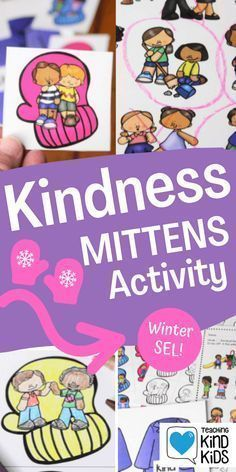 Use the kindness mittens activity from Coffee and Carpool to teach social emotional learning curriculum and character education in a fun, hands-on way this winter. These cute graphics will go with your winter themes and teach kindness at the same time. Educational Activities, Activities For Kids, Kindness Challenge, Kindness Activities, Top Blogs, School Readiness, Social Emotional Learning, Character Education, Parenting Hacks