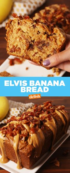 Elvis Banana Bread Will Make You Feel Like The King Himself