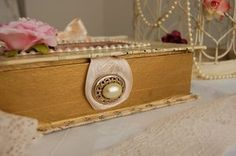Vintage Twee ~ Vintage Inspired Wedding Favours and Table Decor...