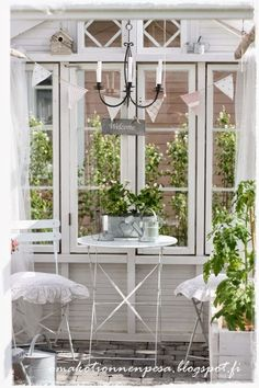 Balcony, Gazebo, Porch, Cottage, Outdoor Structures, Windows, In This Moment, Summer, Room