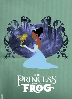 Princess and the Frog. I like the look of this series.