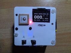 A small GPS Arduino watch/clock « Dangerous Prototypes
