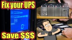How To Replace UPS Batteries & Save Money