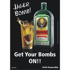 Jager Bomb!!