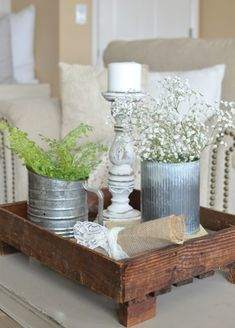 5 Tips for Creating a Farmhouse Style Vignette