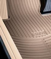 BMW E65 7 Series Genuine Factory OEM 82550151498 All Season front Floor Mats Beige light brown for 745i 750i 760 i  Li 2002  2009 set of 2 front mats *** Click image to review more details.